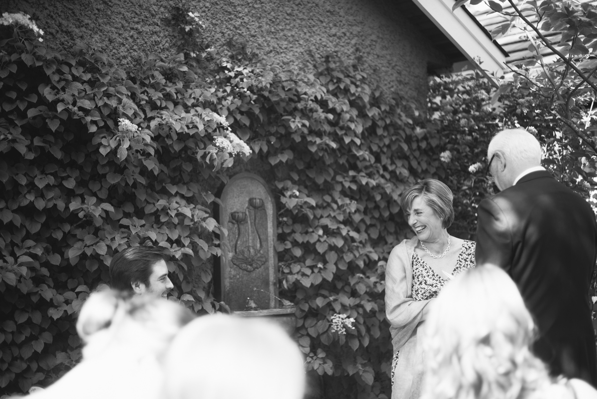 simple backyard wedding vancouver